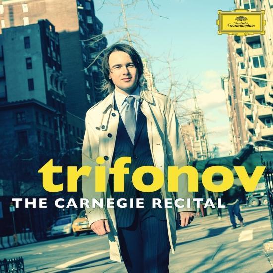 Cover The Carnegie Recital