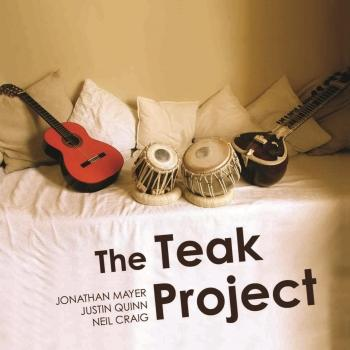 Cover The Teak Project