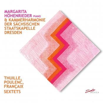 Cover Thuille, Poulenc, Francaix: Sextets