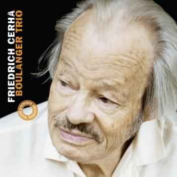 Cover Friedrich Cerha