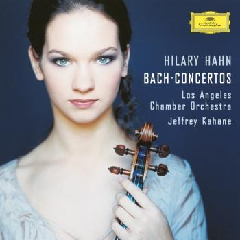 Cover J.S.Bach: Violin Concertos