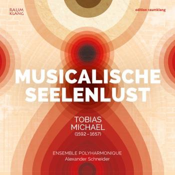 Cover Tobias Michael: Musicalische Seelenlust