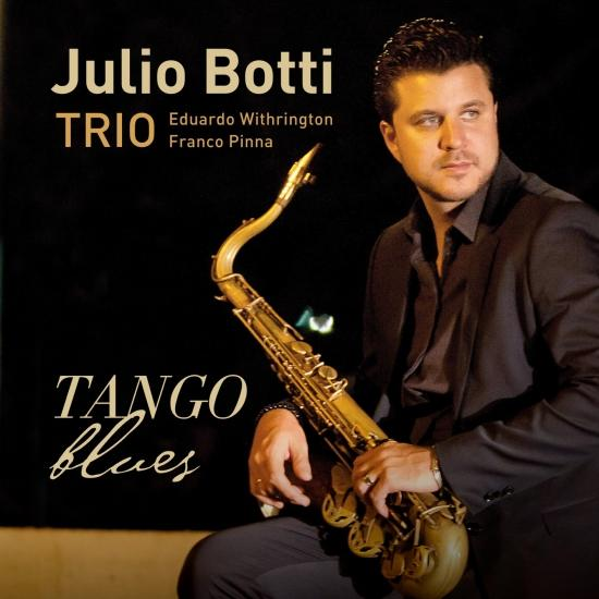 Cover Tango Blues