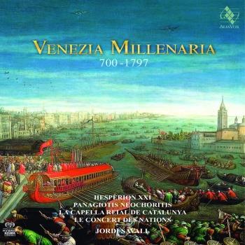 Cover Venezia Millenaria