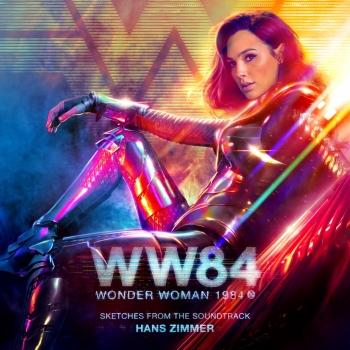 Cover Wonder Woman 1984 (Sketches from the Soundtrack)
