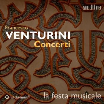 Cover Francesco Venturini: Concerti
