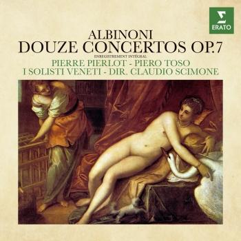 Cover Albinoni: Douze Concertos, Op. 7 (Remastered)