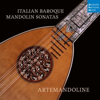Cover Italian Baroque Mandolin Sonatas