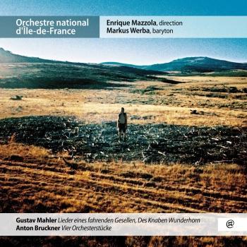 Cover Mahler - Bruckner