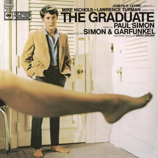 Cover The Graduate (Remastered)