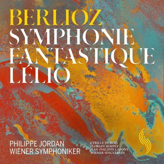 Cover Berlioz: Symphonie fantastique & Lélio