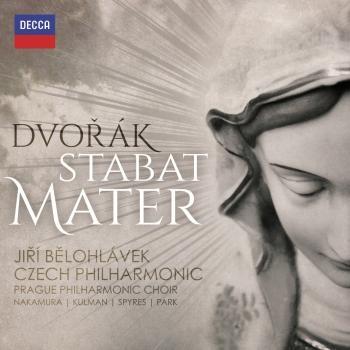 Cover Dvorák: Stabat Mater, Op.58, B.71