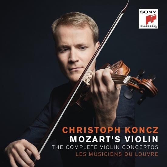 Cover Mozart's Violin - The Complete Violin Concertos