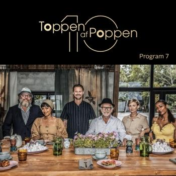 Cover Toppen af Poppen 2020 - Program 7