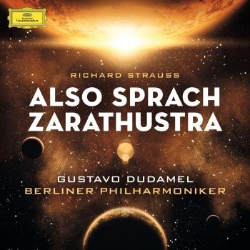 Cover Richard Strauss: Also sprach Zarathustra / Don Juan / Till Eulenspiegel