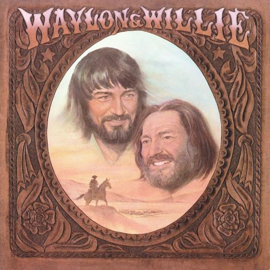 Cover Waylon & Willie