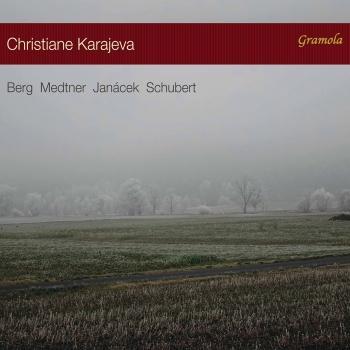 Cover Janáček, Schubert & Others: Piano Works