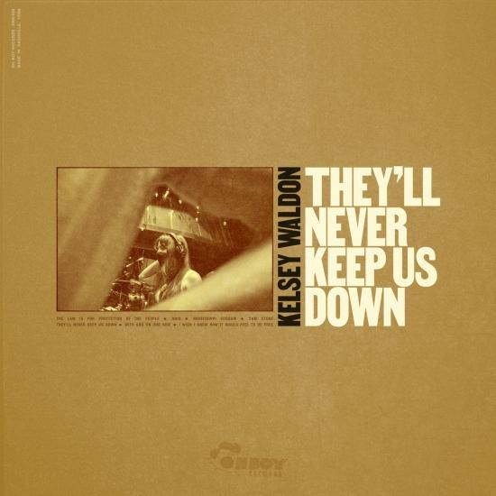 Cover They'll Never Keep Us Down