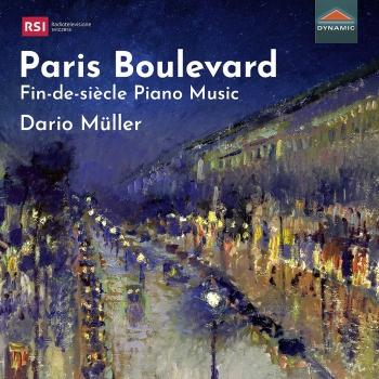 Cover Paris Boulevard
