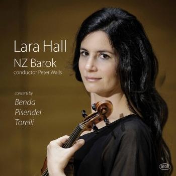 Cover Benda, Pisendal & Torelli: Violin Concertos