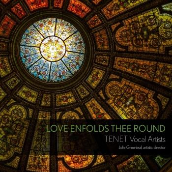 Cover Love Enfolds Thee Round