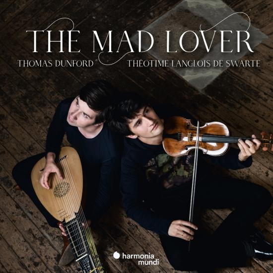 Cover The Mad Lover