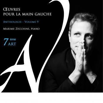 Cover Œuvres pour la main gauche - Anthologie, Vol. 9 - 7ème Art