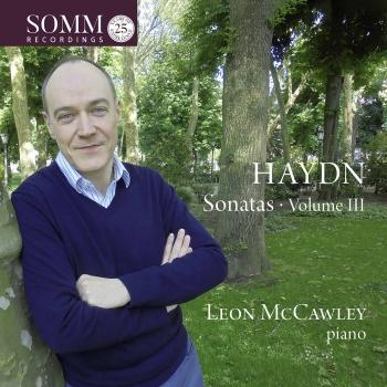 Cover Haydn: Piano Sonatas, Vol. 3
