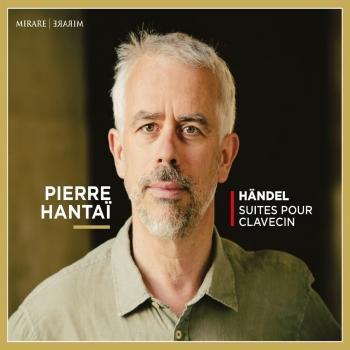 Cover Händel: Suites pour clavecin