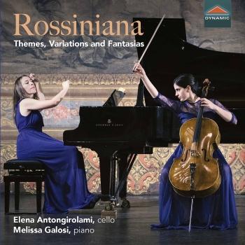 Cover Rossiniana: Themes, Variations & Fantasias