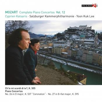 Cover Mozart: Complete Piano Concertos, Vol. 12 (Live - K. 537 & 595) (Remastered)