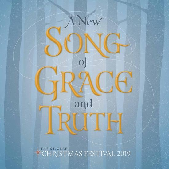 Cover A New Song of Grace and Truth (Live)