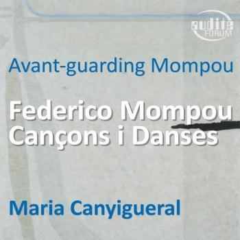 Cover Avant-Guarding Mompou