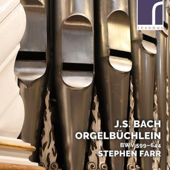 Cover J.S. Bach: Orgelbüchlein, BWV 599–644
