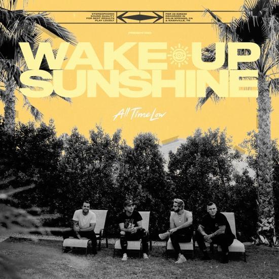 Cover Wake Up, Sunshine