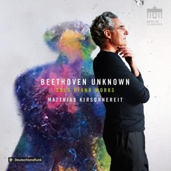 Cover Beethoven: Unknown Solo Piano Works