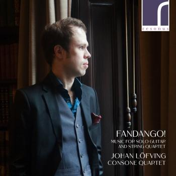 Cover Fandango! Music for Solo Guitar and String Quartet