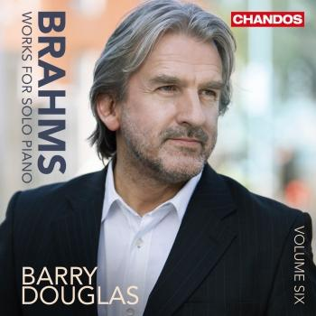 Cover Brahms: Works for Solo Piano, Vol. 6