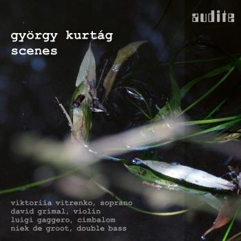 Cover György Kurtág: Scenes