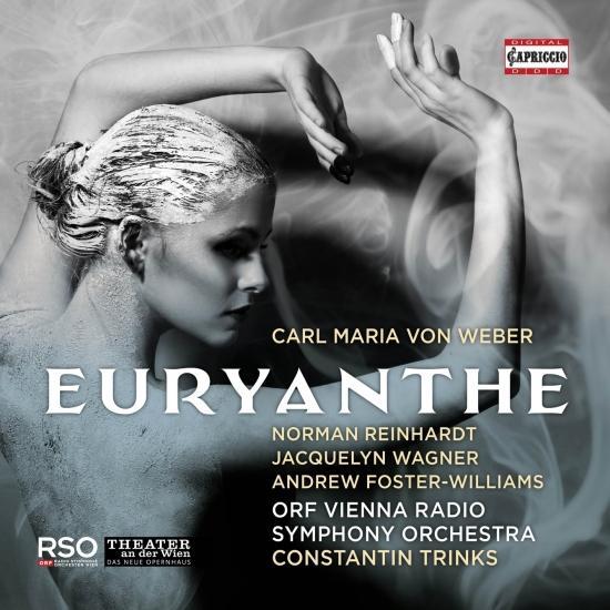 Cover Weber: Euryanthe, Op. 81, J. 291 (Live)