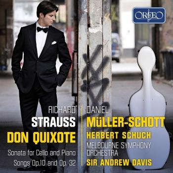 Cover R. Strauss: Don Quixote, Op. 35, TrV 184 & Other Works