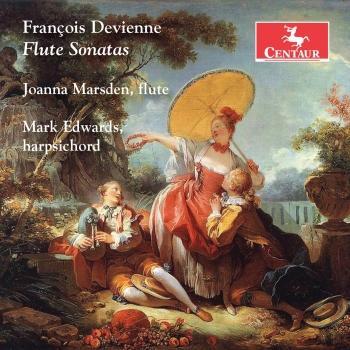Cover Devienne: Flute Sonatas