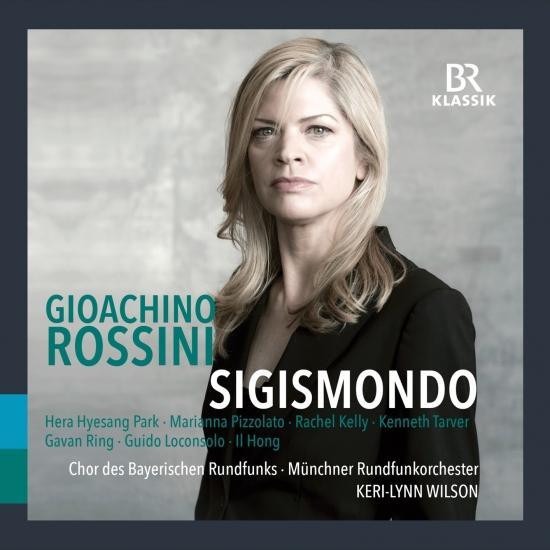 Cover Rossini: Sigismondo (Live)