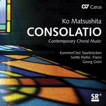Cover Ko Matsushita: Consolatio