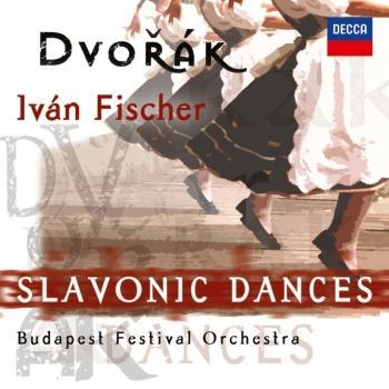 Cover Dvorak: Slavonic Dances