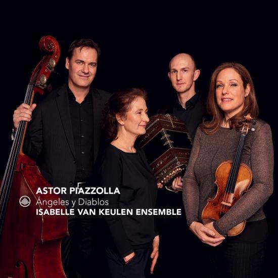 Cover Piazzolla: Ángeles y Diablos