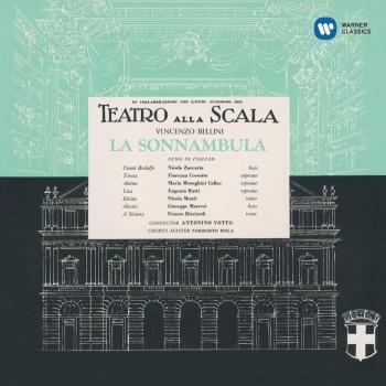 Cover Bellini: La sonnambula (1957 - Votto) - Callas Remastered