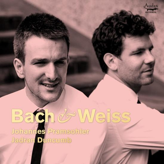 Cover Bach & Weiss