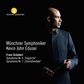 Cover Schubert: Symphonies Nos. 4 & 7