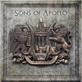 Cover Psychotic Symphony